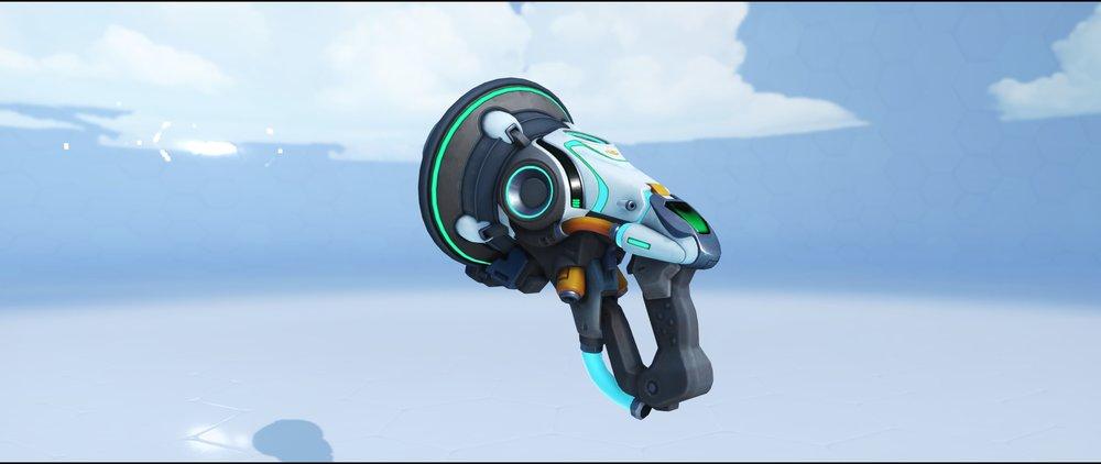 Ribbit gun front legendary skin Lucio Overwatch.jpg