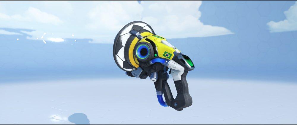 Selecato gun front legendary Summer Games skin Lucio Overwatch.jpg