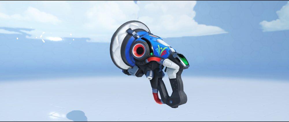 Striker gun front legendary Summer Games skin Lucio Overwatch.jpg