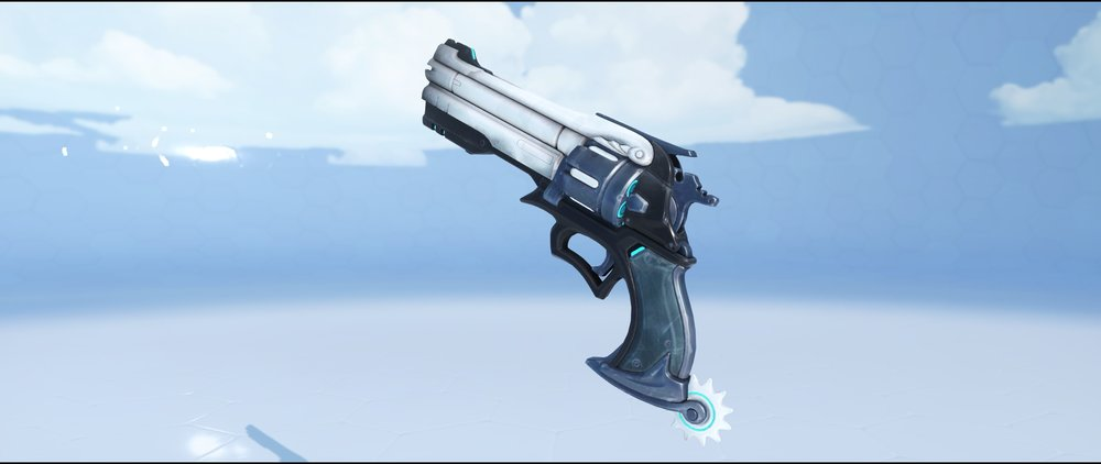 White Hat pistol epic skin McCree Overwatch.jpg
