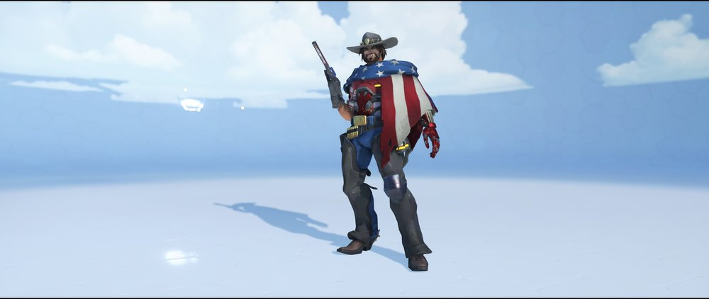American front epic Summer Games skin McCree Overwatch.jpg
