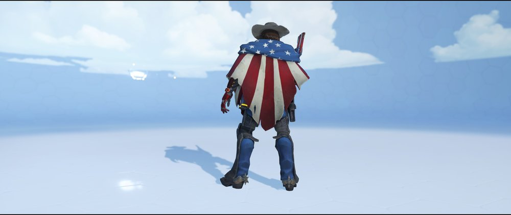 American back epic Summer Games skin McCree Overwatch.jpg