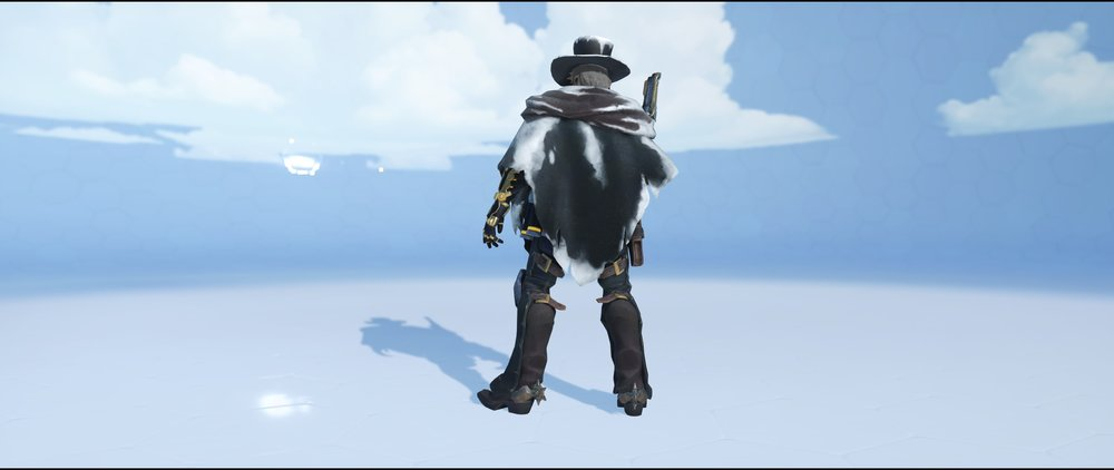 Scrooge back epic Winter Wonderland skin McCree Overwatch.jpg