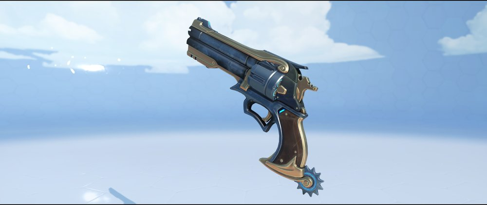 Scrooge pistol epic Winter Wonderland skin McCree Overwatch.jpg