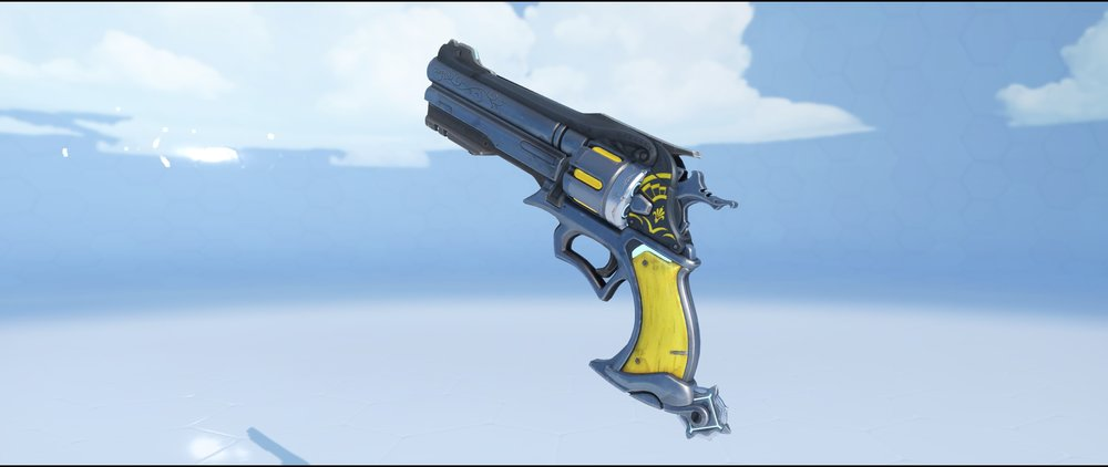 Vigilante pistol legendary skin McCree Overwatch.jpg