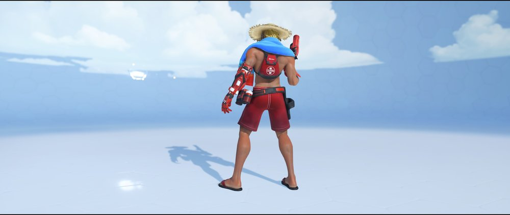 Lifeguard back legendary Summer Games skin McCree Overwatch.jpg