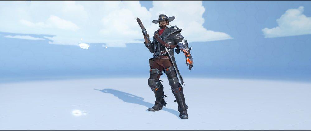 Van Helsing front legendary Halloween skin McCree Overwatch.jpg