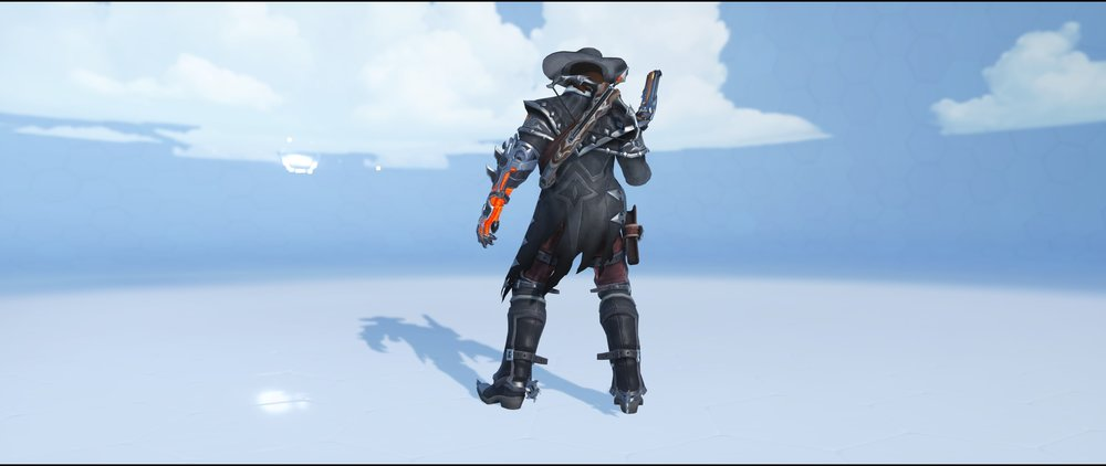 Van Helsing back legendary Halloween skin McCree Overwatch.jpg