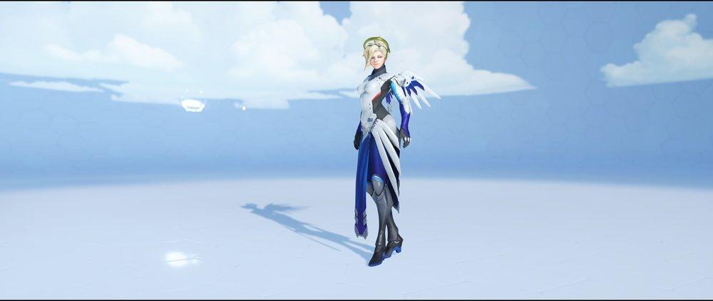 Celestial front rare skin Mercy Overwatch.jpg
