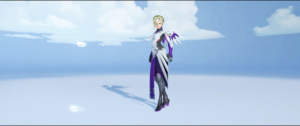 Orchid front rare skin Mercy Overwatch.jpg