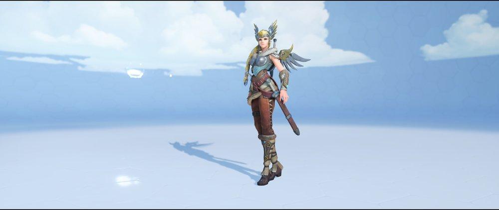 Valkyrie front legendary skin Mercy Overwatch.jpg