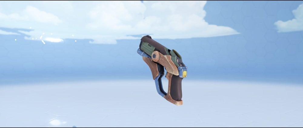 Valkyrie pistol legendary skin Mercy Overwatch.jpg