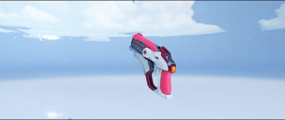 Pink pistol legendary BCRF Charity Event 2018 skin Mercy Overwatch.jpg