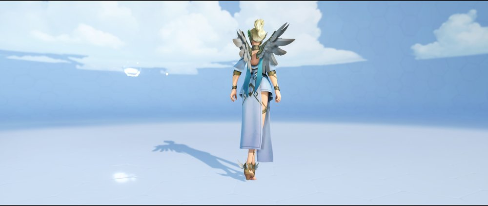 Winged Victory back legendary Summer Games skin Mercy Overwatch.jpg