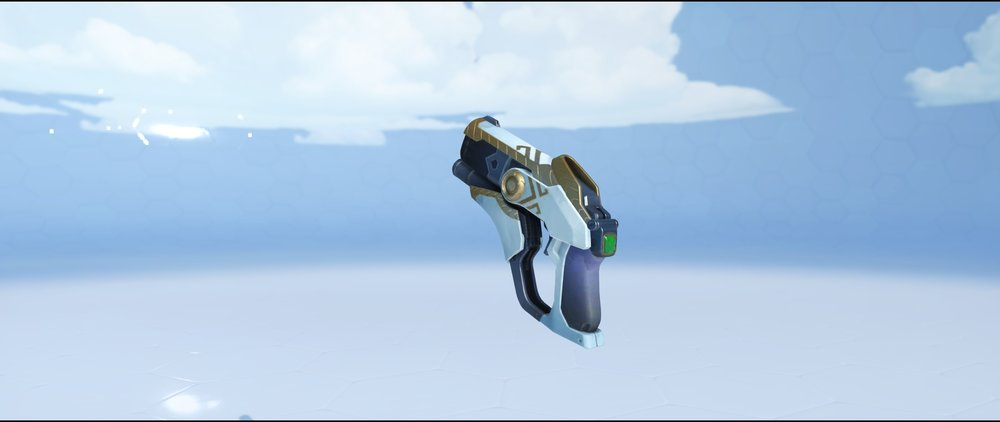 Winged Victory pistol legendary Summer Games skin Mercy Overwatch.jpg