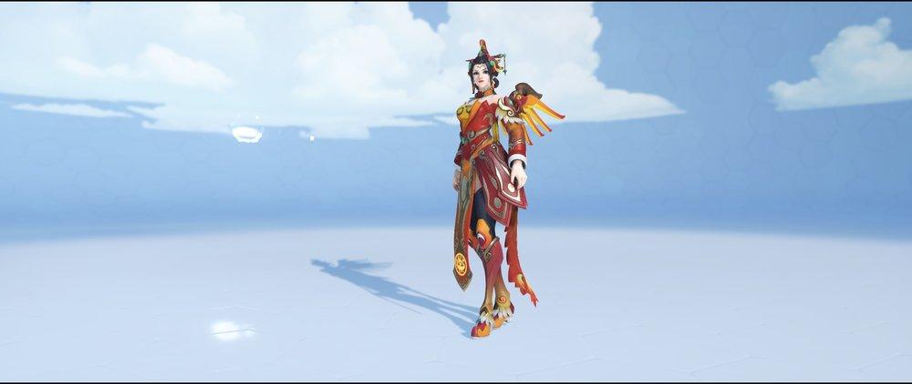 Zhuque front legendary Lunar New Year skin Mercy Overwatch.jpg