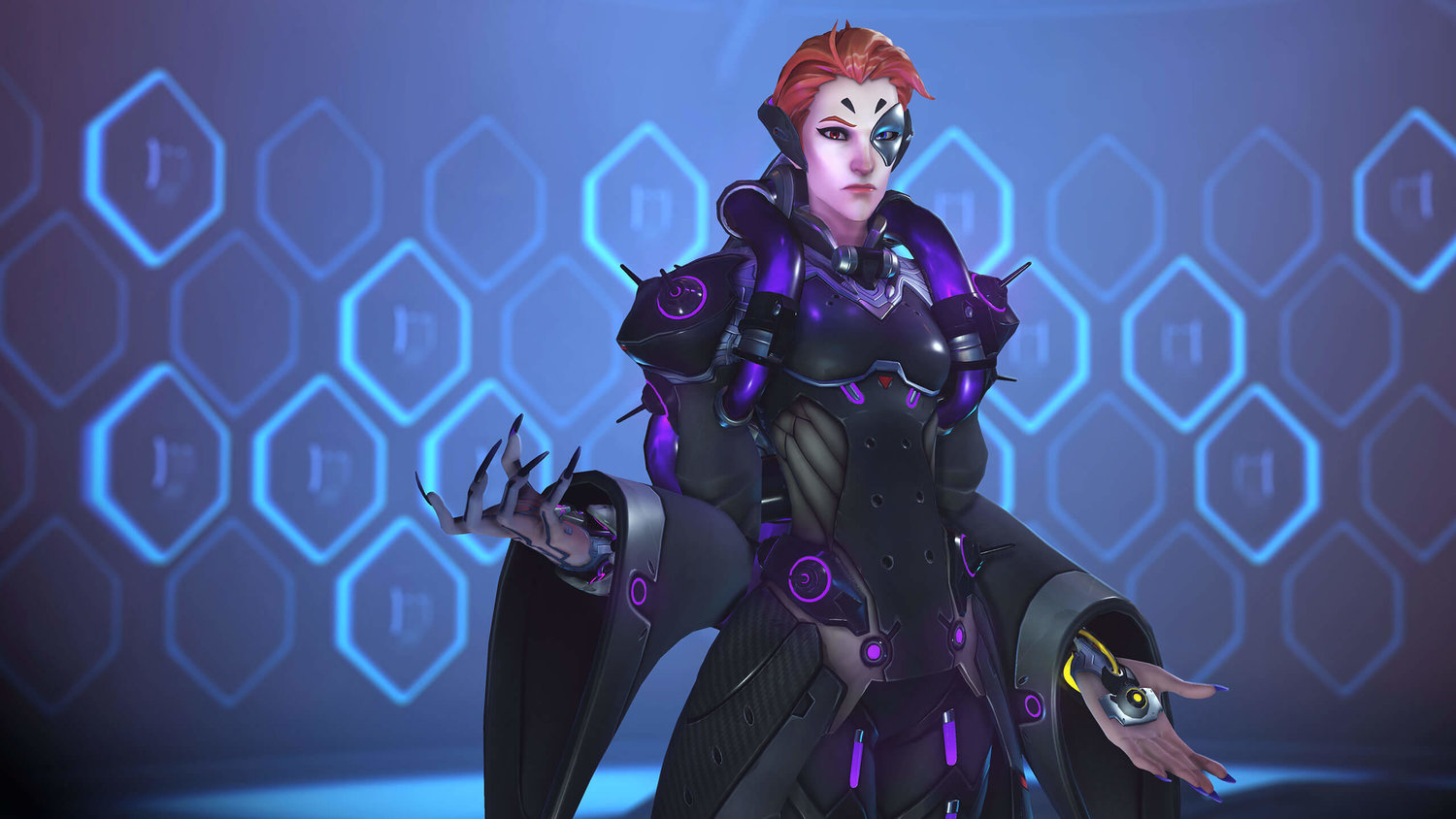 Moira's hero skins - All events included | Esports Tales
