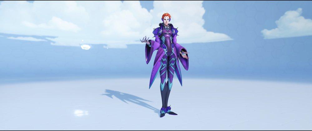 Royal front rare skin Moira Overwatch.jpg