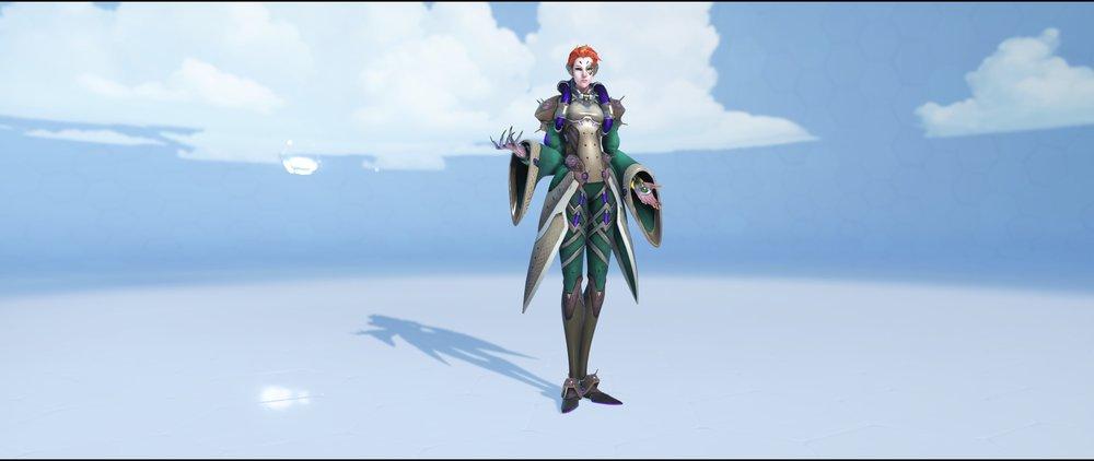 Ornate front epic skin Moira Overwatch.jpg