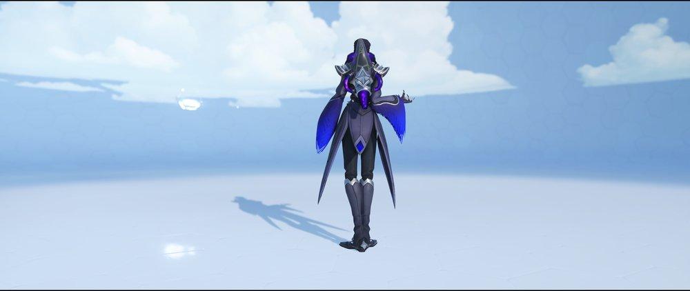 Moon back legendary skin Moira Overwatch.jpg