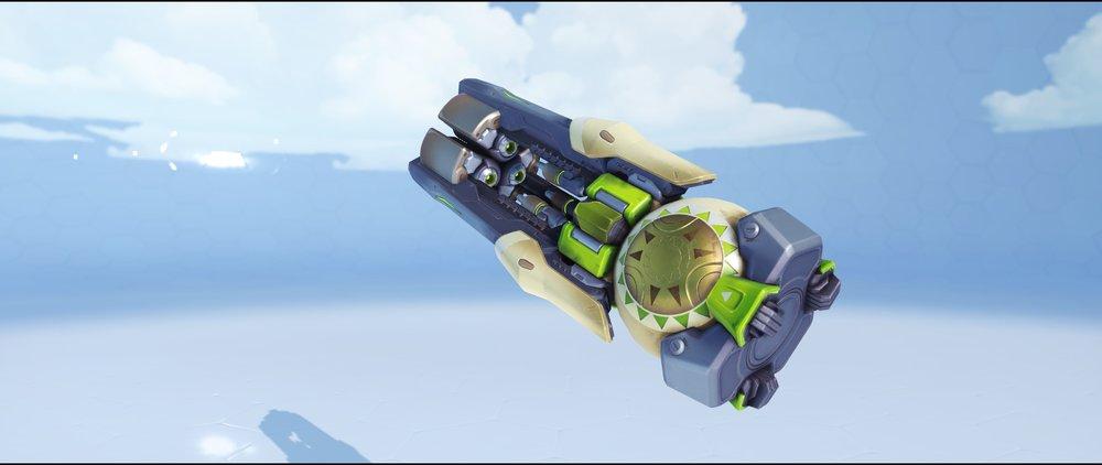 Classic gun front common skin Orisa Overwatch.jpg