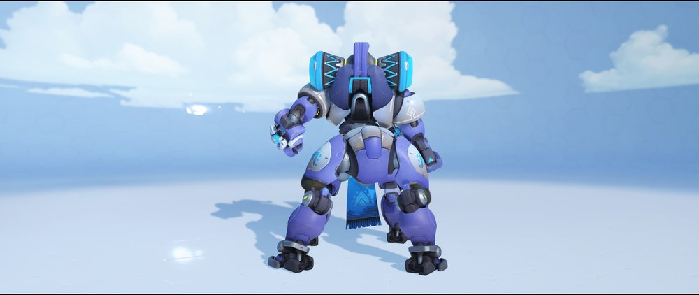 Dawn back rare skin Orisa Overwatch.jpg