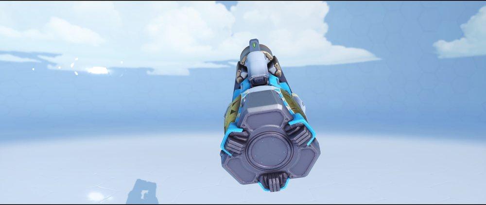 Dawn gun back rare skin Orisa Overwatch.jpg