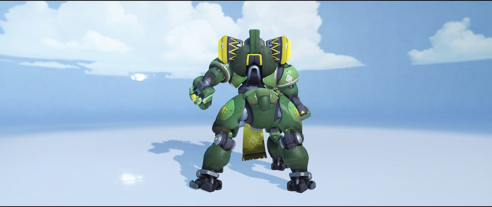 Plains back rare skin Orisa Overwatch.jpg