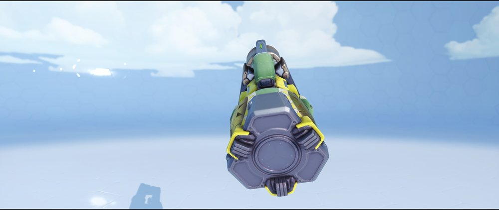 Plains gun back rare skin Orisa Overwatch.jpg