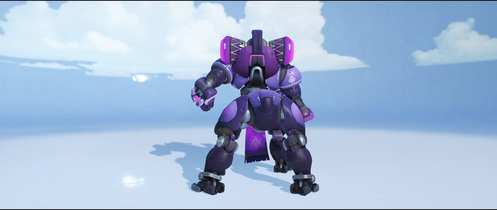 Twilight back rare skin Orisa Overwatch.jpg
