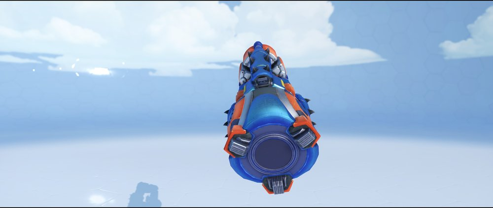 Dynastinae gun back legendary skin Orisa Overwatch.jpg