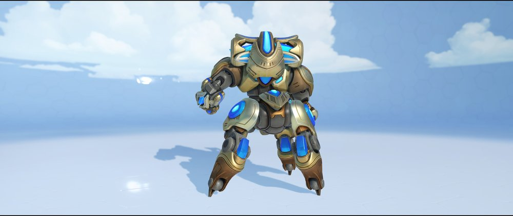 Immortal back legendary skin Orisa Overwatch.jpg