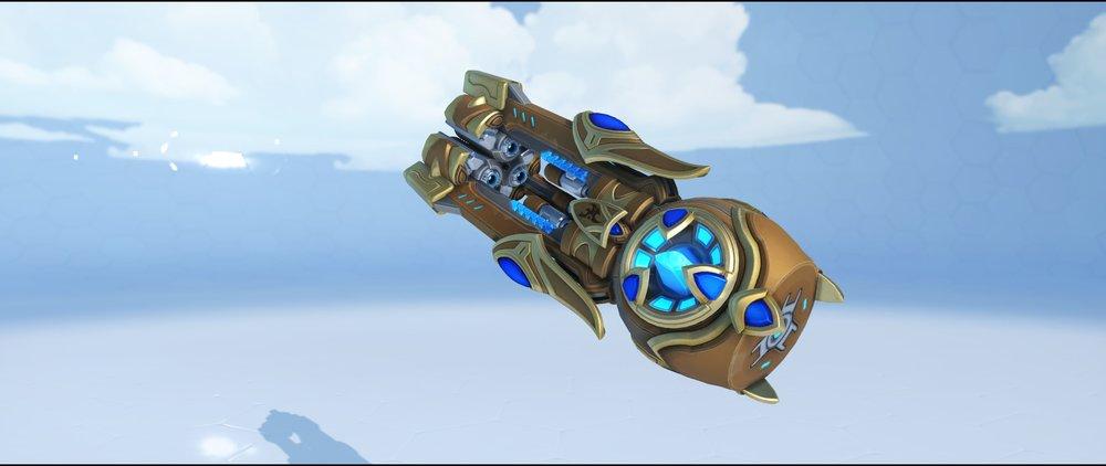 Immortal gun front legendary skin Orisa Overwatch.jpg