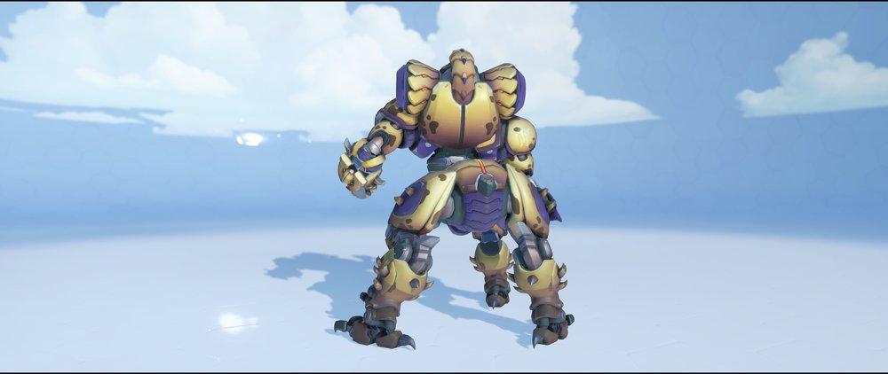 Megasoma back legendary skin Orisa Overwatch.jpg