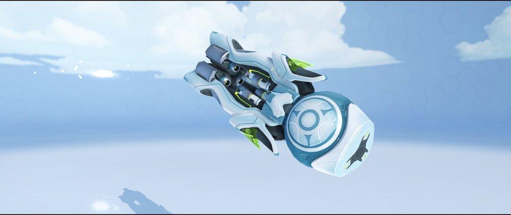 Protector gun front legendary skin Orisa Overwatch.jpg