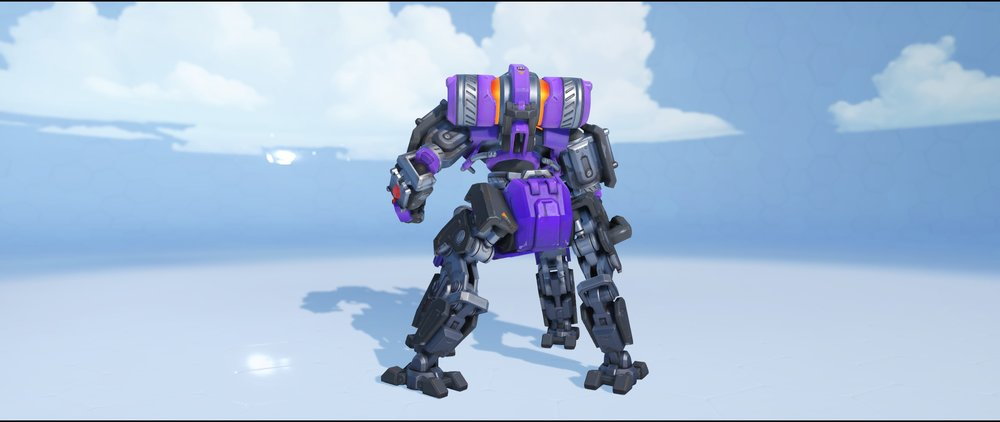 Null Sector back legendary Archives skin Orisa Overwatch.jpg