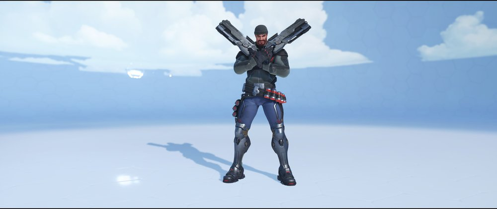 Blackwatch Reyes front legendary skin Reaper Overwatch.jpg