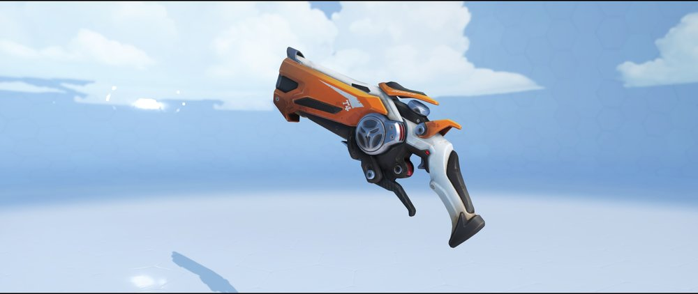 Biker shotguns legendary Summer Games skin Reaper Overwatch.jpg
