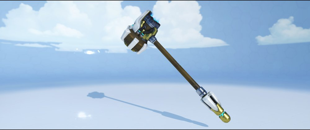 Paragon hammer front epic skin Reinhardt Overwatch.jpg