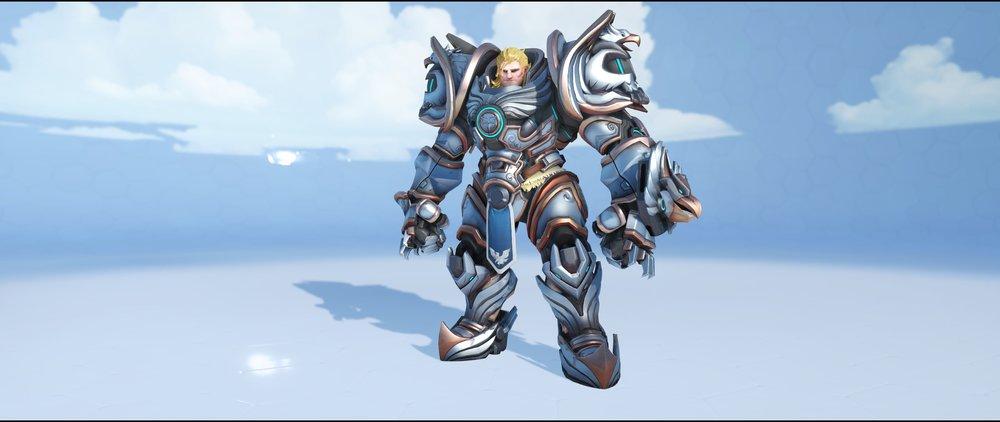 Crusader front legendary skin Reinhardt Overwatch.jpg