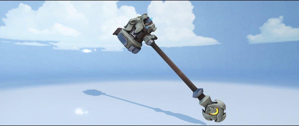 Stonehardt hammer front legendary skin Reinhardt Overwatch.jpg