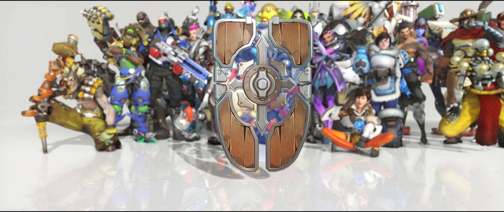 Shieldmaiden shield back legendary Anniversary skin Brigitte Overwatch.jpg