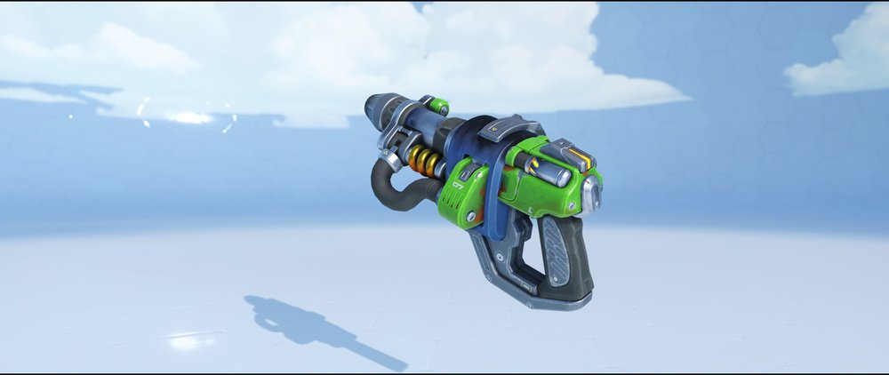 torbjorn s hero gun and turret skins all events included
