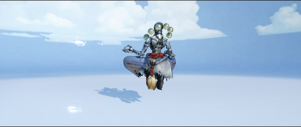 Air back rare skin Zenyatta Overwatch.jpg