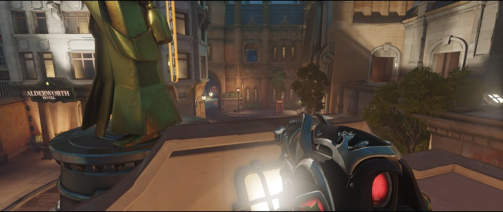 Perch spot two offense Widowmaker Kings Row Overwatch.jpg