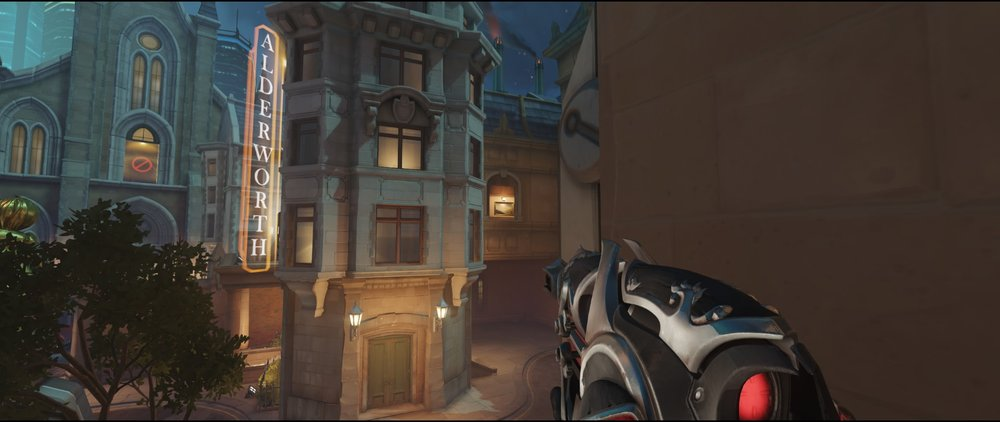 Clock anti widow three offense Widowmaker Kings Row Overwatch.jpg