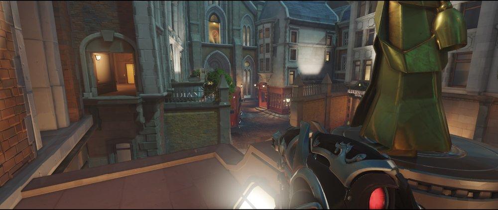 First high ground defense Widowmaker Kings Row Overwatch.jpg