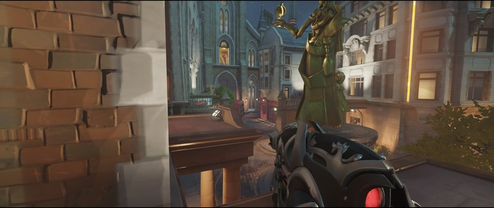 Second high ground defense Widowmaker Kings Row Overwatch.jpg