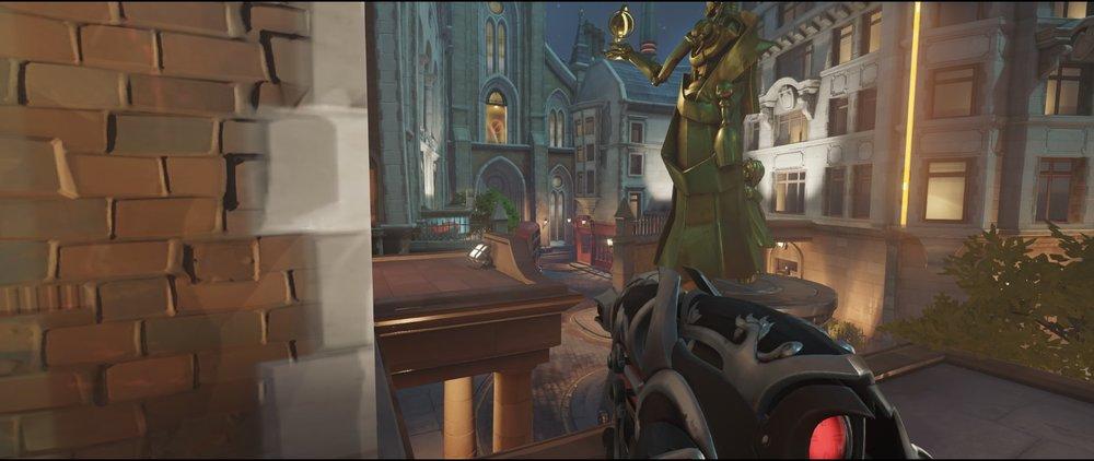 Second high ground defense Widowmaker Kings Row Overwatch.jpg