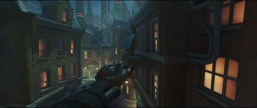 high ground second point attack Widowmaker Kings Row Overwatch.jpg